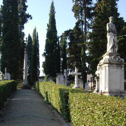 EnglishCemetery Florence