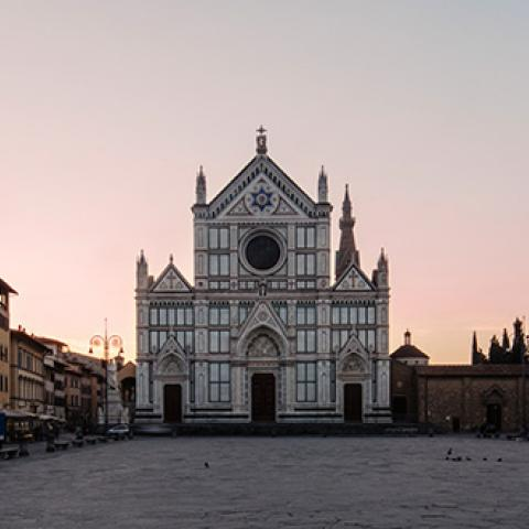 News New opening days and times to visit Santa Croce