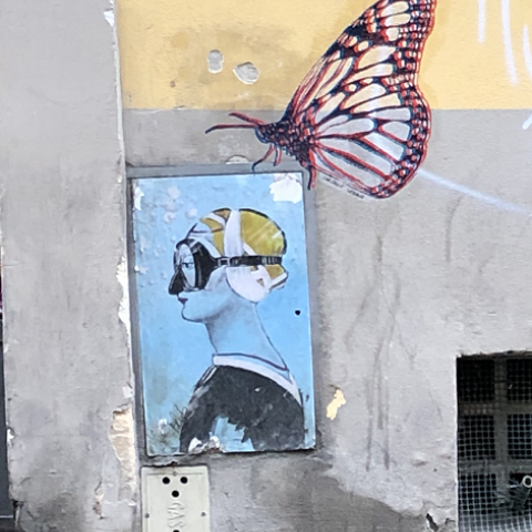 News Firenze is also Street Art!